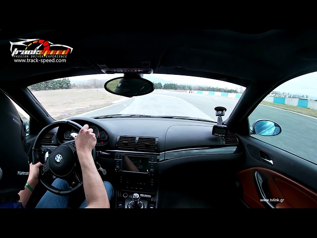 Our Good friend Nick gives the M3 a good run!Track-speed.com