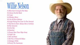 Willie Nelson Greatest Hits Collection || The Very Best of Willie Nelson