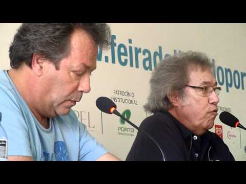 Sérgio Godinho # 1/4 Caríssimas 40 Canções (Feira do Livro do Porto, 16 Junho 2012)