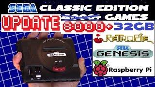 UPDATE Mini Sega Genesis Classic Edition now 8000+ games