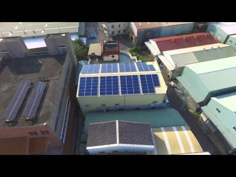 環球大宇宙太陽能-光電系統