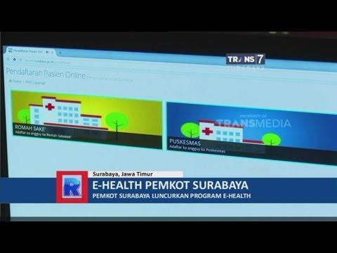 Pemkot Surabaya Luncurkan Program E-Health