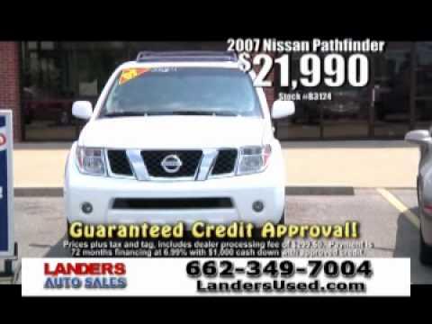 Landers Auto Sales Southaven 061010 A