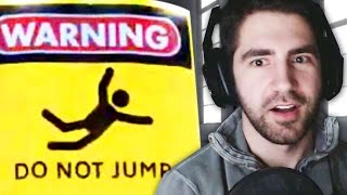 DO NOT JUMP - The Stanley Parable - Part 3 (From Live Stream)