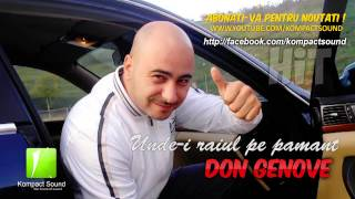 Don Genove - Unde-i raiul pe pamant HIT (Manele Tari)
