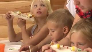 видео Музей и фабрика Богородской игрушки