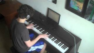 One Direction: Save You Tonight Piano Cover