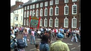 2003 Durham Miners Gala part 5