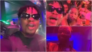 "Olamide & Fireboy DML Scatter The Club To Celebrate ""Laughter, Tears & Goosebumps"" Album"