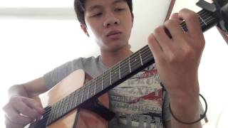 Gọi mưa intro guitar