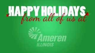 2014 Ameren Illinois Energy Efficiency Holiday Video