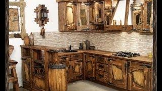 Шикарная мебель из дерева своими руками - столы и кровати, для кухни(Невероятную деревянную мебель можно сделать своими руками - столы для кухни и обеденные столы из цельных..., 2015-11-15T14:07:11.000Z)