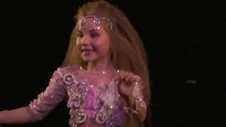 Ксения Дворецкая, восточные танцы, дети, Николаев, театр им. Чкалова