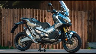 2017 Honda X-ADV 750 cm3 [ESSAI POV] : le scooter crossover (avis, prix, impressions)