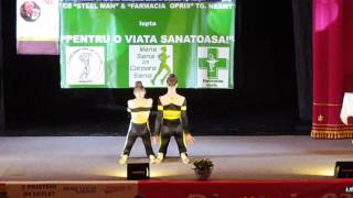 Spectacol Târgu Neamț-duet Andreea Tucaliuc si Alexandra Ducan