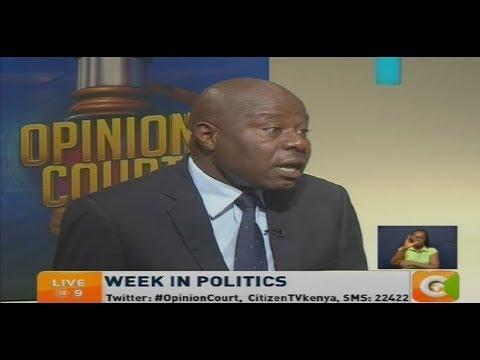 Opinion Court: Week in Politics