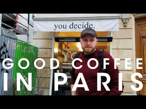 Good Coffee in Paris - You Decide