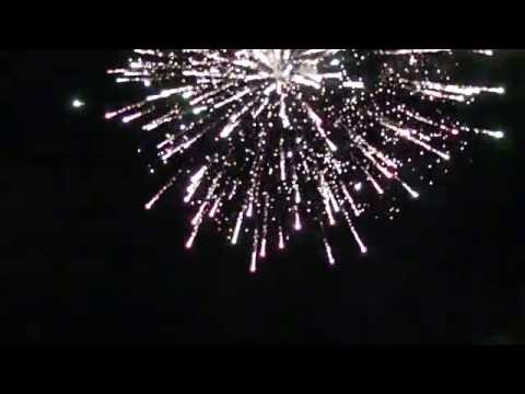 Top Notch Firework Display Outperforms Towns Display