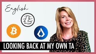 ✨  TA MONDAY | Looking back at Technical Analysis on Bitcoin, Litecoin & Lisk - Misss Bitcoin