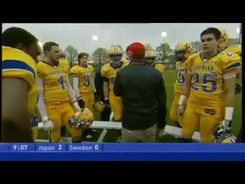 HOT  News Sport 1st American Football    FISU World University Championship no sound