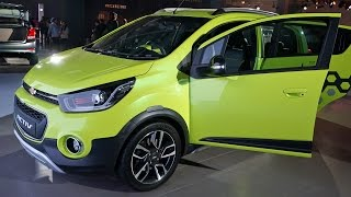 First Look - Chevrolet Beat Activ - Auto Expo 2016