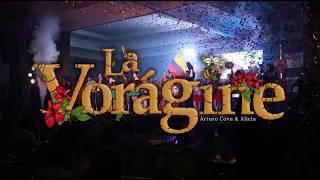 LA VORÁGINE, se lee, canta, baila y vive en ZAPEROCO!