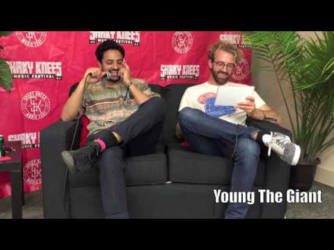 99x at Shaky Knees with Young The Giant