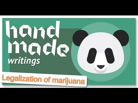 Legalization of marijuana Essay Sample