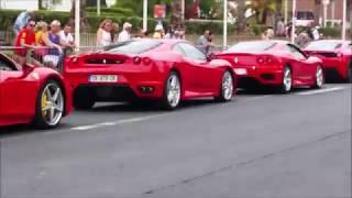 Les meilleurs sons ! bruit échappement Ferrari.