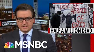 Why The Flu Season This Winter Was Virtually Nonexistent   All In   MSNBC