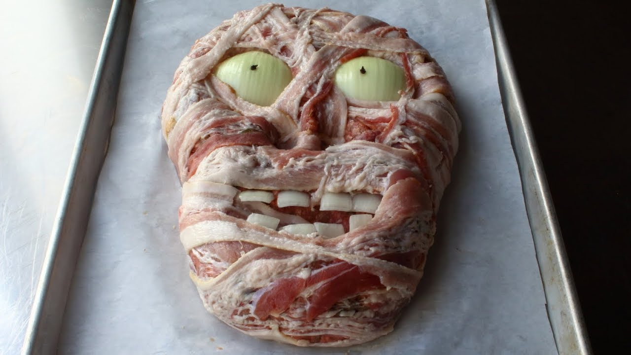 Zombie meatloaf scary halloween meatloaf recipe youtube zombie meatloaf scary halloween meatloaf recipe food wishes forumfinder Images