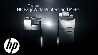 The New HP PageWide Printers and MFPs: Official First Look