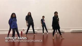 Hip Hop | Ranis | Class Video | Richmond