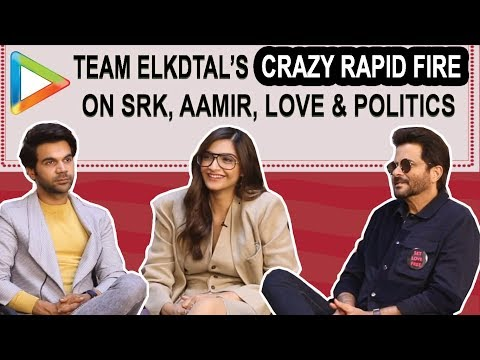 HILARIOUS: Team ELKDTAL's EPIC Rapid Fire on Shah Rukh Khan, Aamir Khan, Love, Social Media