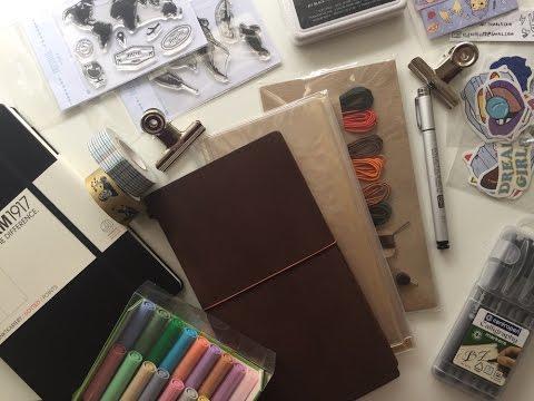 NEW IN #2: Traveler's Notebook, Bullet Journal, Das creative Hobby...