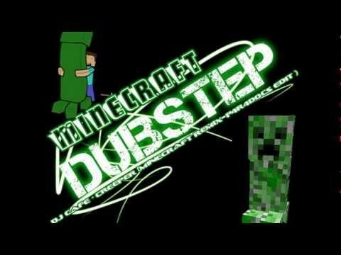 Minecraft Dubstep: DJ Cafe - Creeper (Minecraft Remix) [P4R4DOCS Edit]