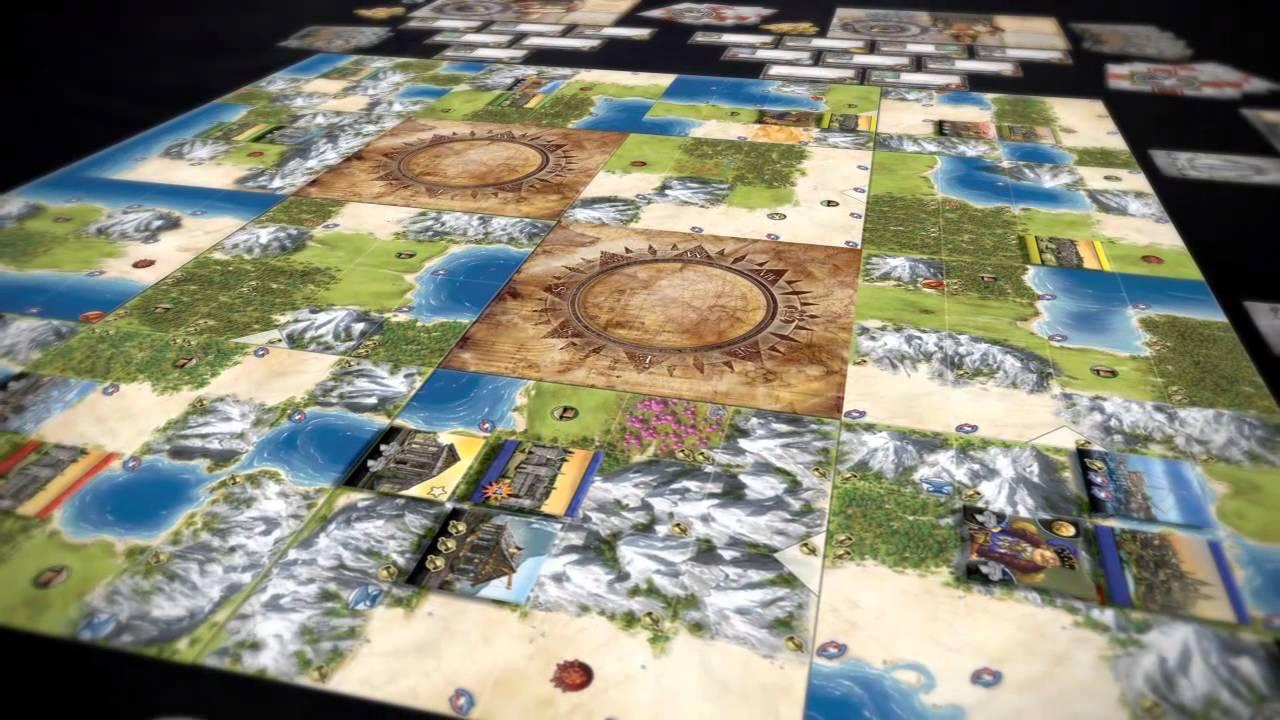 cinco juegos de mesa basados en videojuegos