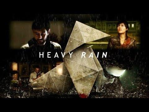 ヘビーレイン#1ゲームそっちのけでセクハラする回 PS4HEAVY RAIN 心の軋むとき