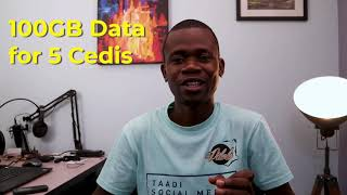 How To Buy 100GB Extra Data For 5 Cedis On MTN TurboNet
