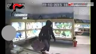 Tg Antenna Sud - Molfetta, si spaccia per cliente e tenta rapina a compro oro