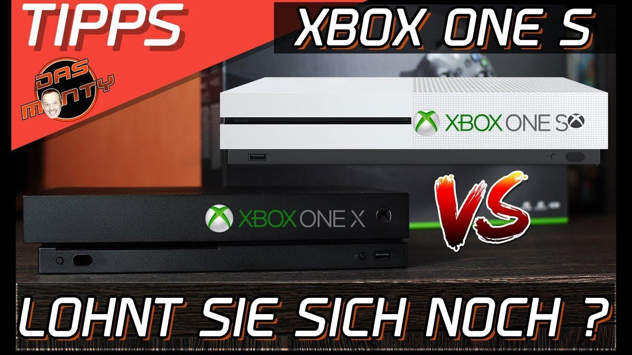Xboxone S Lohnt Sie Sich Noch Oder Besser Gleich Xboxonex Kaufen