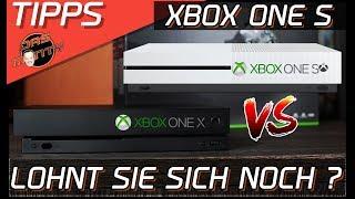 XBOXONE S - LOHNT SIE SICH NOCH ? Oder besser gleich XboxOneX kaufen ? | DasMonty - Deutsch