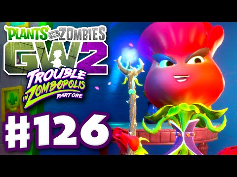 Plants vs. Zombies: Garden Warfare 2 - Gameplay Part 126 - Rose Revisited! (PC)
