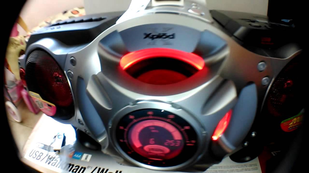 Test Cfd Rg880cp Xplod