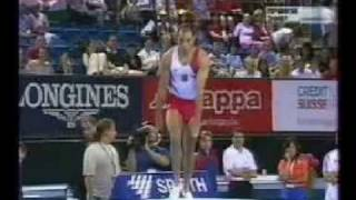 Named Gymnastic Elements. Floor (mens)