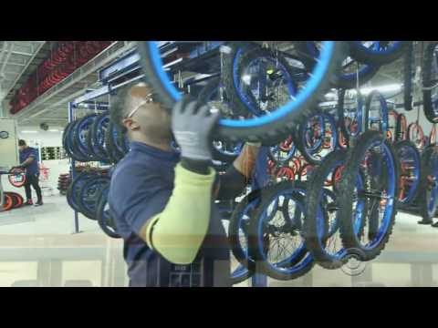 CBS 2 News - BCA Bicycles Brings Manufacturing Back to the USA