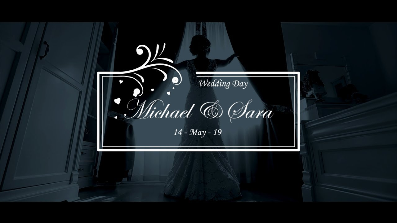 Floral Wedding Title Animation In After Effects | After Effects Tutorial