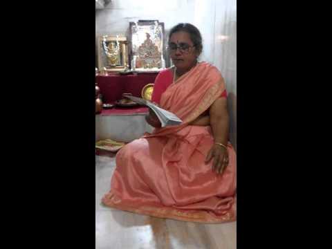 ashta dasha shakti peetha stotram (lankayam  sankari Devi)
