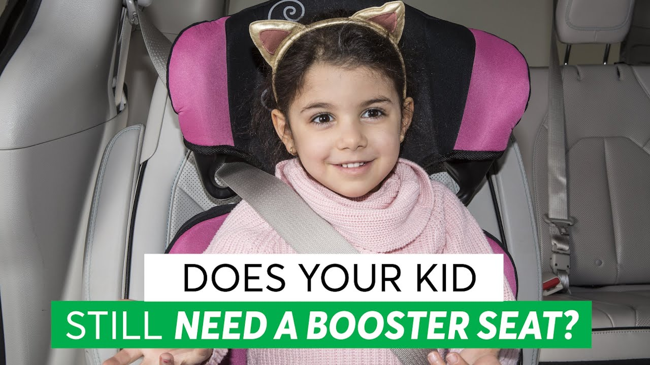 Booster Seats Why Your Kid May Still Need A Boost Consumer Reports