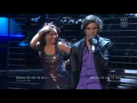 Eric Saade - Manboy (LIVE Melodifestivalen) *HQ*